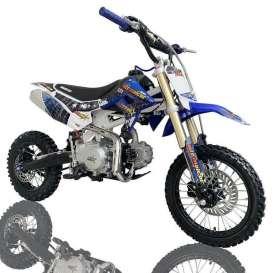 Pit bike 125 Malcor Minicross XZ2