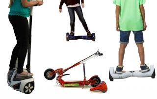 10 ventajas sobre patinetes eléctricos para niños y adultos