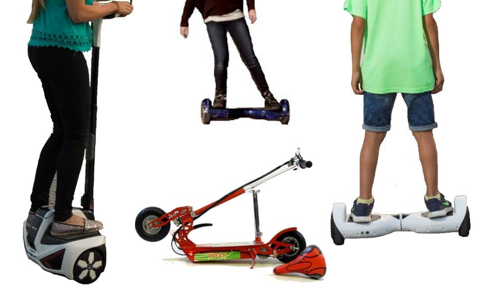 ventajas-patinetes-eléctricos