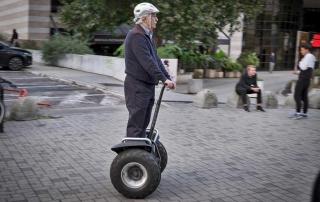 Normativa de circulación de patinetes eléctricos y monociclos