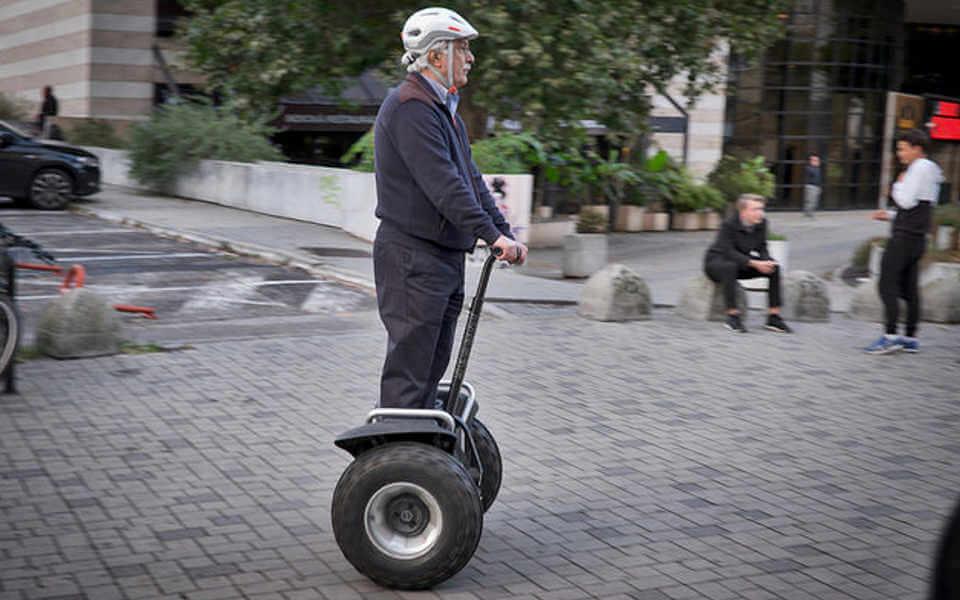 6edd55021110 Normativa de circulación de patinetes eléctricos y monociclos