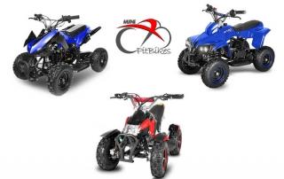 mini Quads infantiles 49cc potentes y diferentes