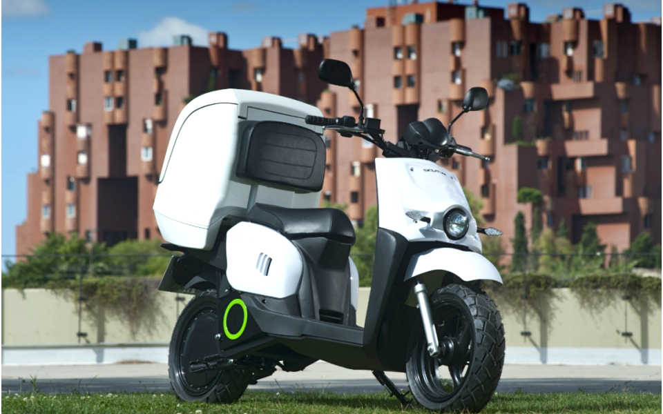 La moto electrica que envidian otras marcas fabricada en Barcelona
