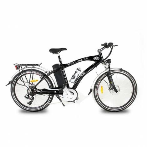 Bicicleta electrica go sport x2 250w 26