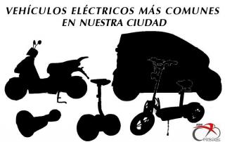 Los Vehiculosde bateria mas vistos en ciudad