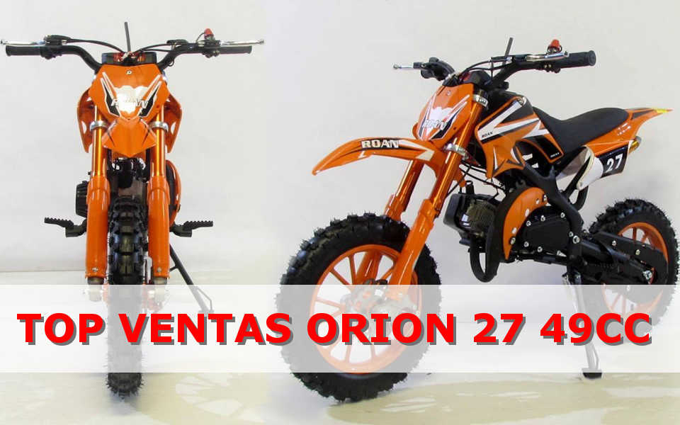 miniMoto Orion 27 Top Ventas