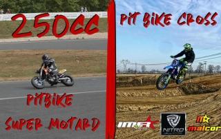 Las motos 250cc de IMR, Nitro y Malcor en 2018