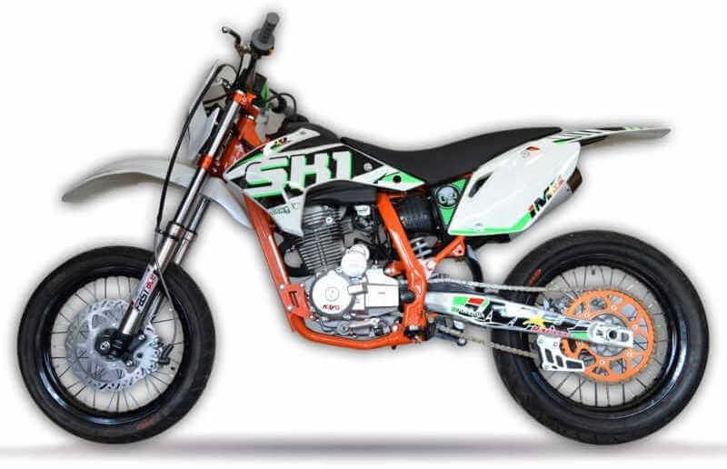 Pit Bike 250cc SK1 250cc Dirt Track
