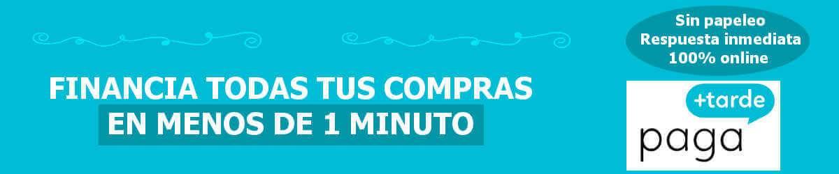 Paga + tarde y miniPitBikeS